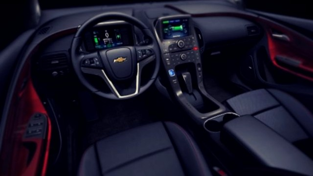 2021 Chevy El Camino interior