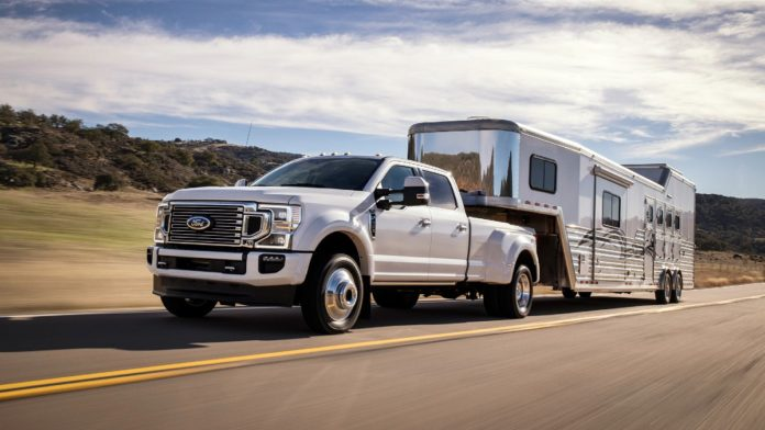 2021 Ford Super Duty Photo