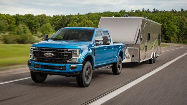 2021 Ford Super Duty Tremor