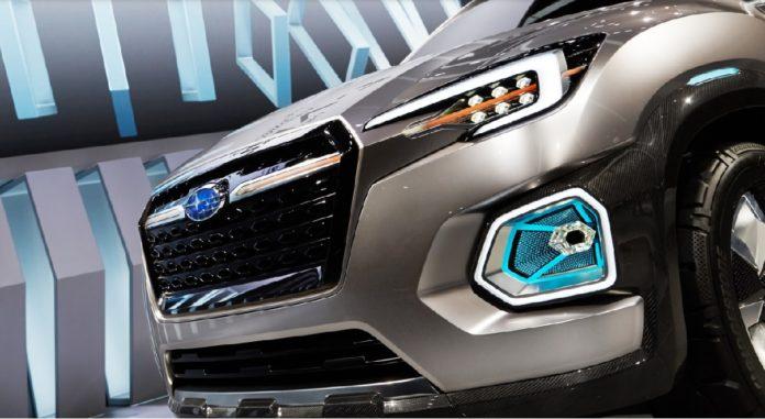2021 Subaru Pickup Truck