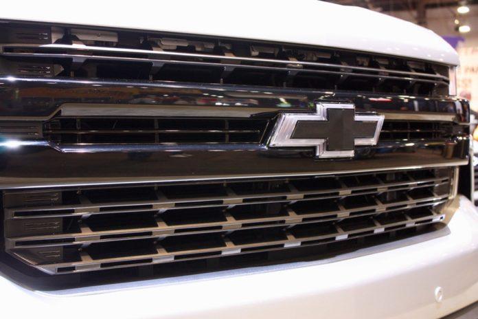 2022 Chevy Silverado Redline front