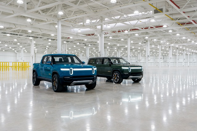 Lincoln Electric Pickup Truck