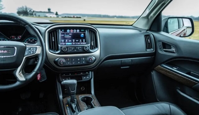 2021 GMC Canyon cabin look