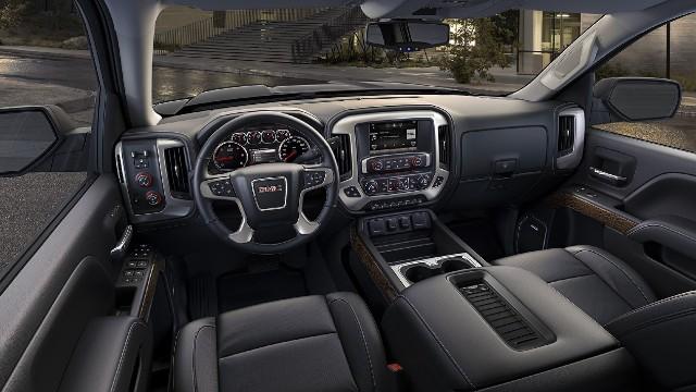 2021 GMC Sierra Kodiak Edition interior
