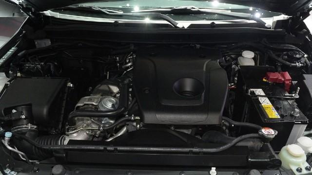2021 Fiat Fullback engine