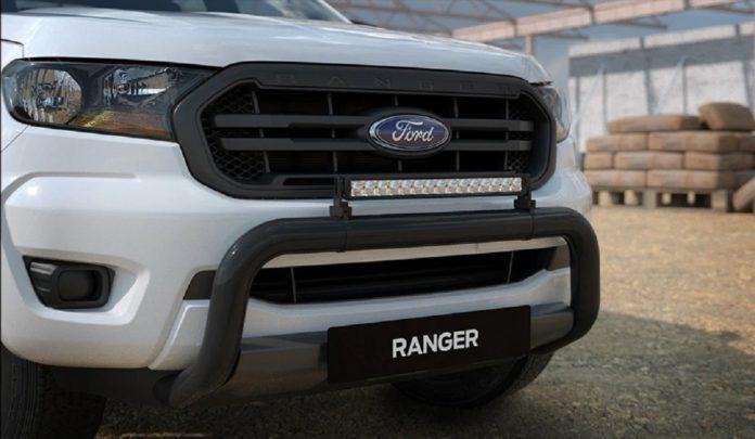 2021 Ford Ranger Tradesman