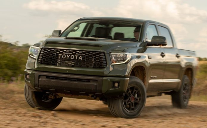 2021 Toyota Tundra release date