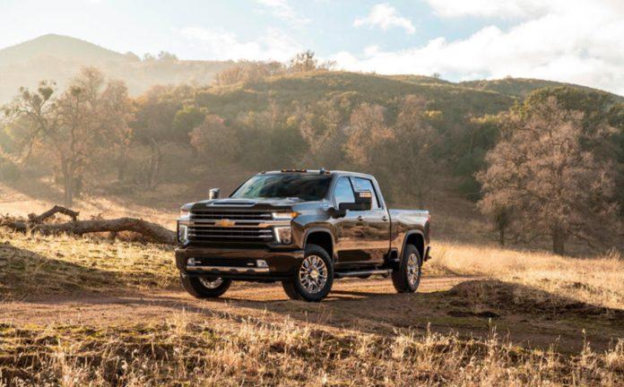 2021 Chevrolet Silverado HD release date