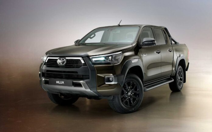 2021 Toyota Hilux price