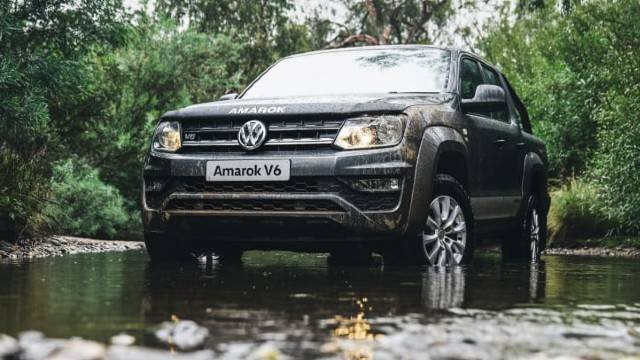 2022 VW Amarok changes