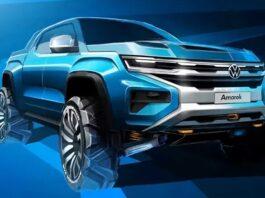 2022 VW Amarok release date