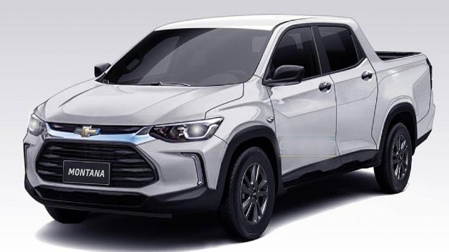 2021 Chevrolet Montana design