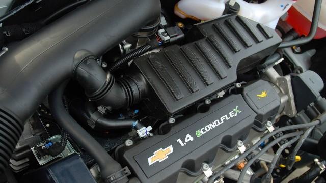 2021 Chevrolet Montana engine