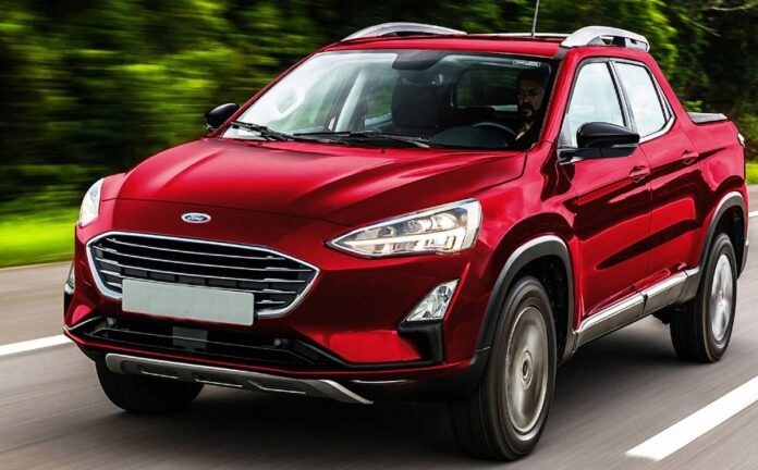 2022 Ford Courier price
