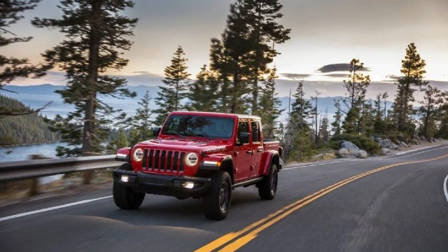 2021 Jeep Gladiator Diesel changes