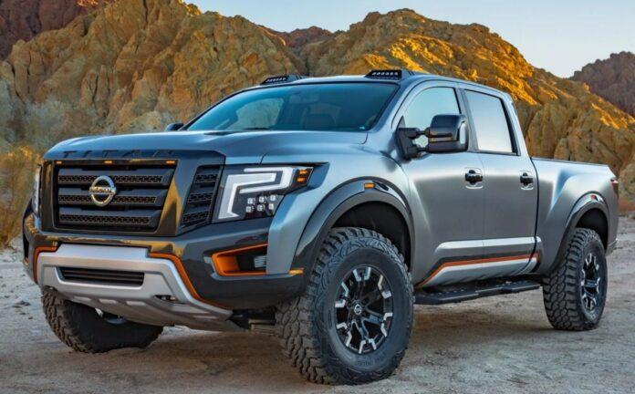 2021 Nissan Titan Warrior price