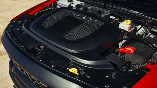 2021 Ram 1500 TRX Hellcat