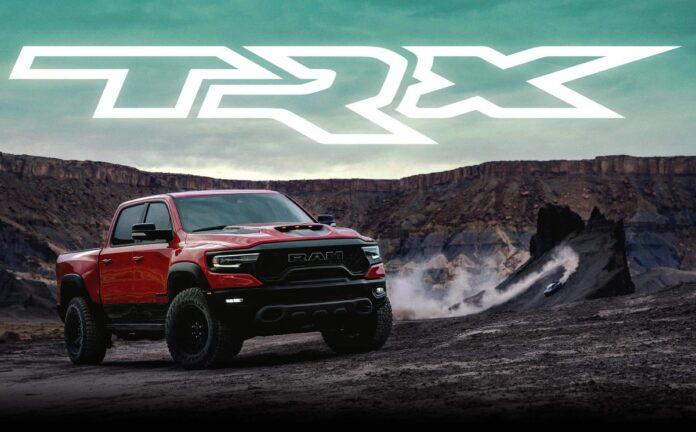 2021 Ram 1500 TRX price