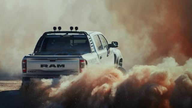 2021 Ram 1500 TRX release date