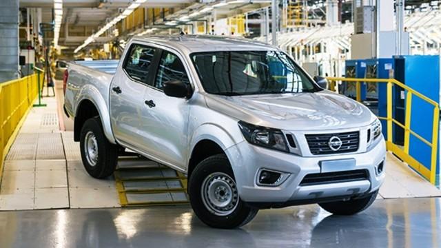 2022 Nissan Frontier redesign