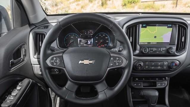 2021 Chevy Cheyenne interior