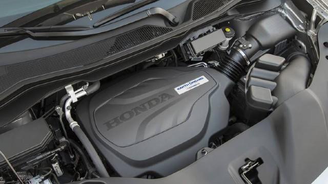 2021 Honda Ridgeline Black Edition specs