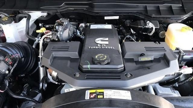 2021 Ram 1500 Night Edition diesel