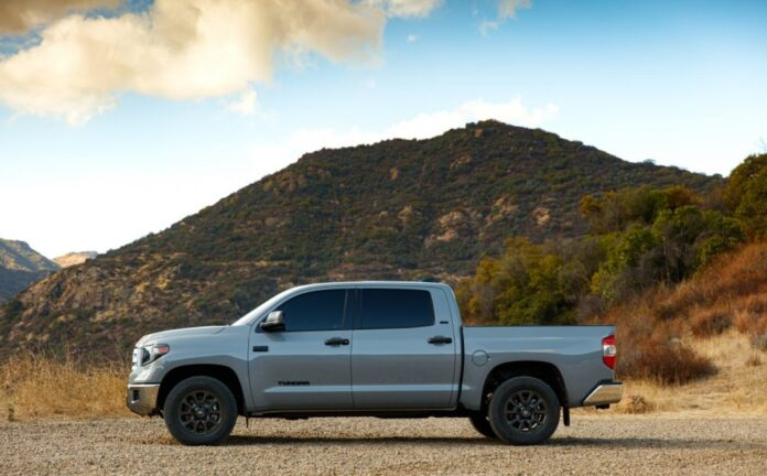 2021 Toyota Tundra Trail Edition price