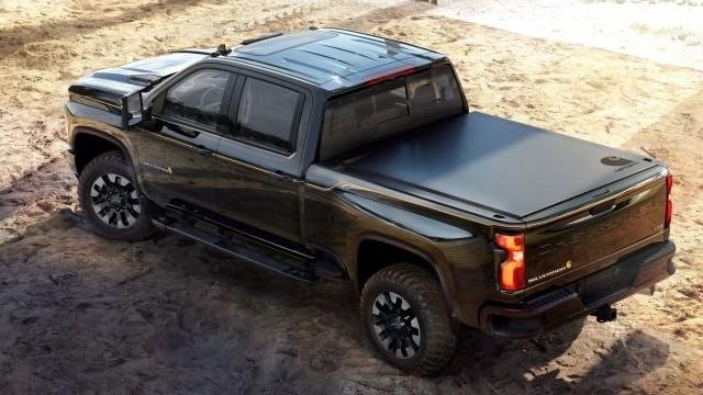 2021 Chevrolet Silverado 2500HD specs