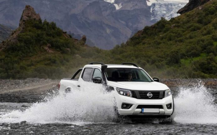 2021 Nissan Navara AT32 changes
