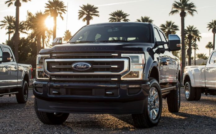 2022 Ford F-250 Super Duty