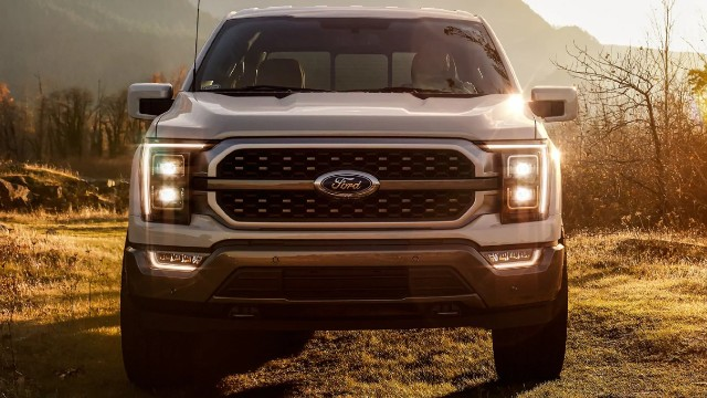 2022 Ford F-150 redesign
