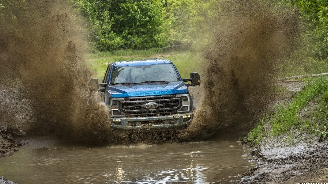 2022 Ford Super Duty Tremor