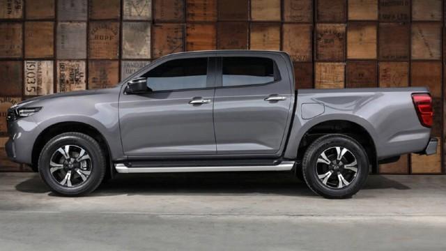 2022 Mazda BT-50 price