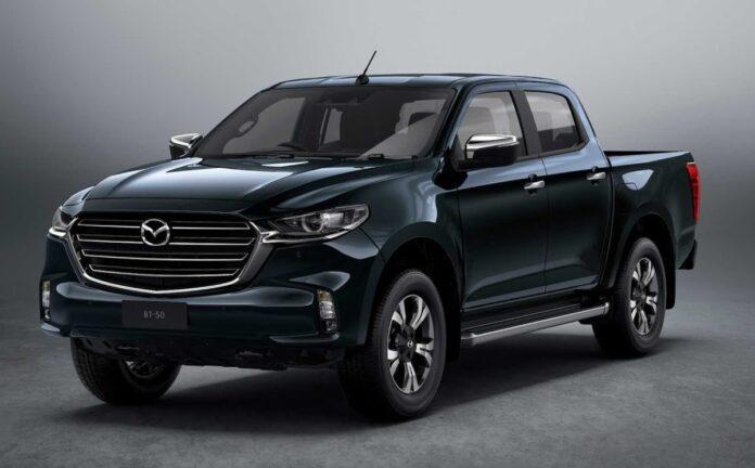 2022 Mazda BT-50 release date