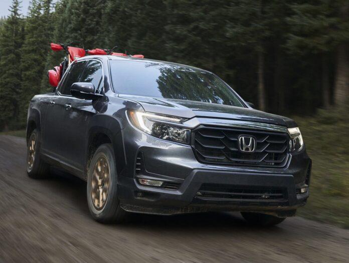 2022 Honda Ridgeline