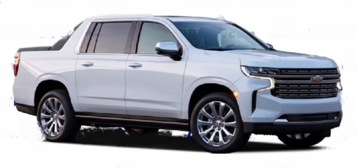 2022 Chevy Avalanche
