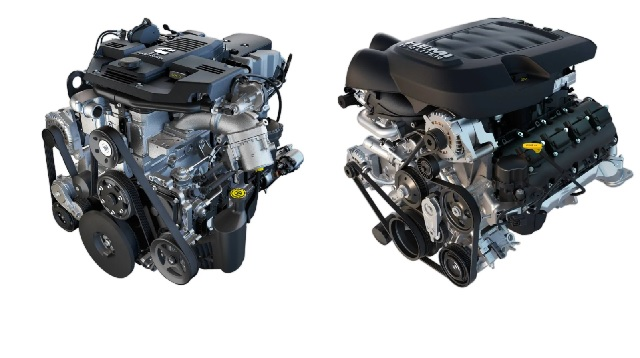2022 Ram 2500 engines