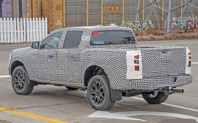 2022 Ford Ranger Plug-In Hybrid