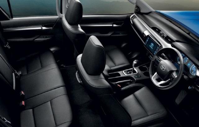 2022 Toyota Hilux cabin