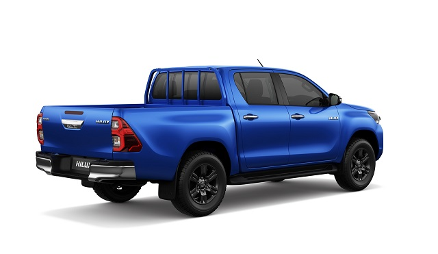 2022 Toyota Hilux rear