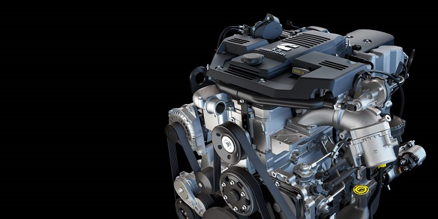 2022 Ram 3500 engine