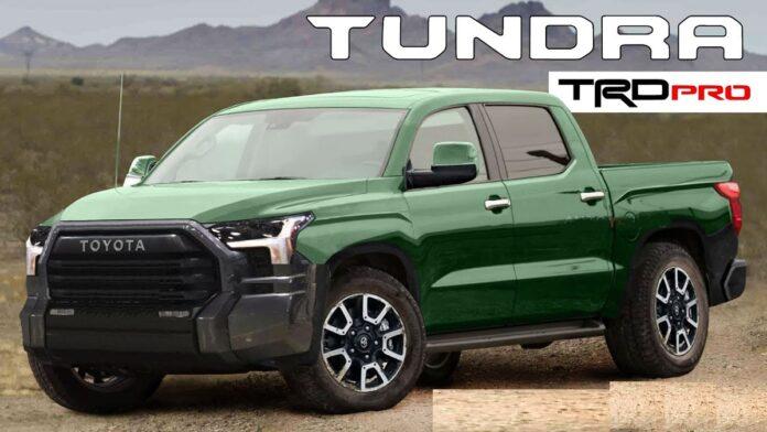 2022 Toyota Tundra TRD Pro