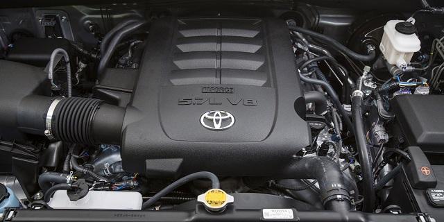 2022 Toyota Tundra TRD Pro engine