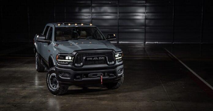 2022 Ram 2500 Power Wagon