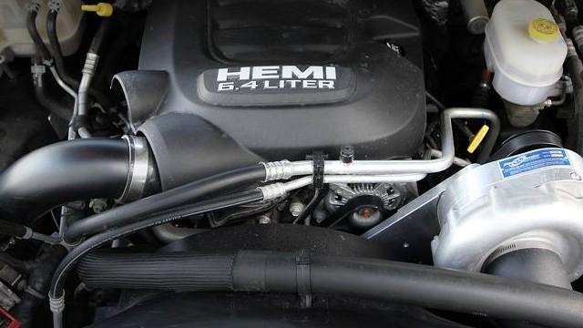 2022 Ram 2500 Power Wagon engine