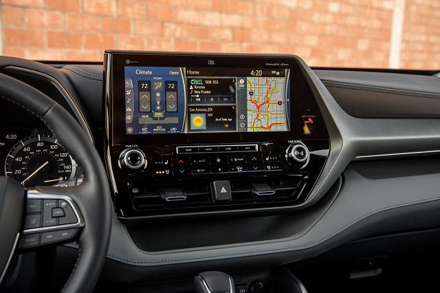 2022 Toyota Tundra Hybrid interior