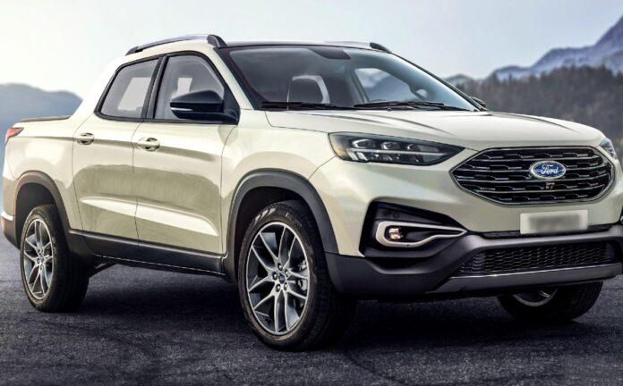 2022 Ford Ranchero