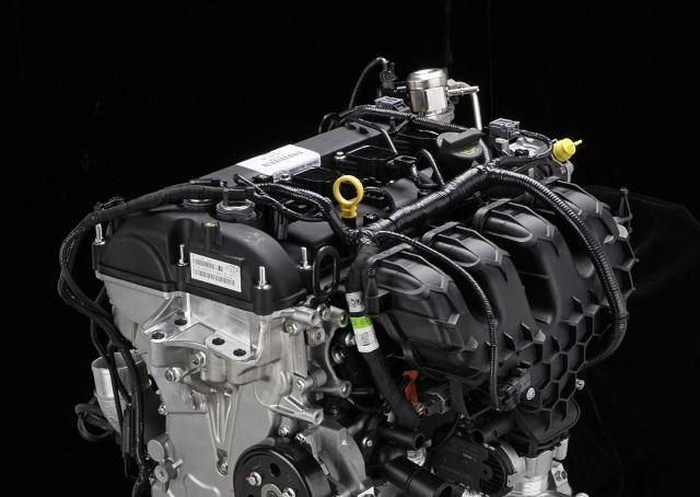 2022 Ford Ranchero engine