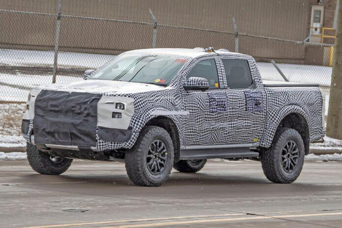 2023 Ford Ranger Raptor